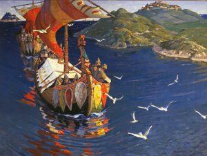 DNA Sequencing of Viking Skeletons