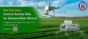 Science-Society-Setu for Aatmanirbhar Bharat (S34ANB)